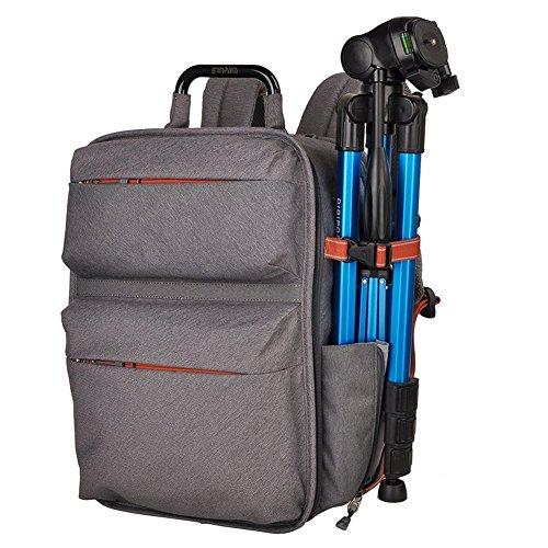 Abonnyc Digital Camera Backpack Dslr And Laptop Backpack