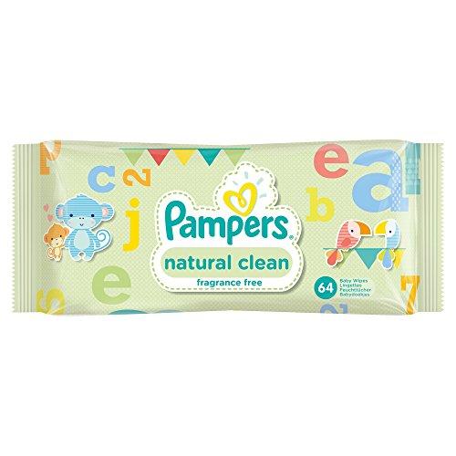 pampers-salviette-baby-natural-clean64-articoli-bimbo