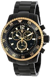 Swiss Legend 10063-BB-11-GA - Reloj de pulsera hombre, acero inoxidable, color negro