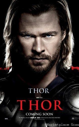 Thor Movie Mini Poster