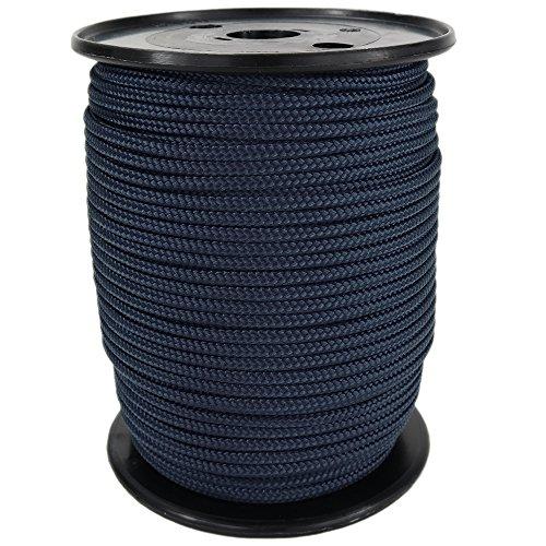 corde-cordage-pp-5mm-100m-bleu-marine-0112-tresse-polypropylene