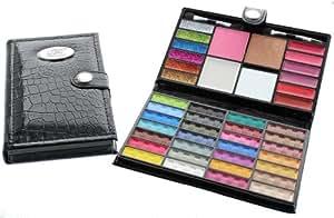 BR Glamour Makeup Purse Makeup Kit (Black)