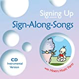 echange, troc Moey's Music Party - Signing Up Presents Sign-Along-Songs (Instrumental