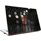Laptop Skins 17.3 Inch - Rain - Rain Drops - Hd Quality - Dell-Lenovo-HP-Acer