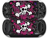 Sony PS Vita Skin Girly Skull Bones