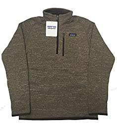 Patagonia 1/4-Zip Better Sweater - Men\'s Pale Khaki, S