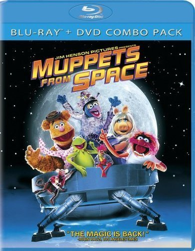 Muppets From Space (Two-Disc Blu-ray/DVD Combo) by Sony Pictures Home Entertainment