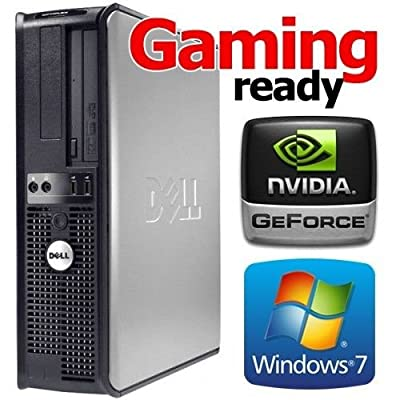 Custom 1GB HDMI NVIDIA Fast Gaming Intel Quad Core PC 8GB RAM 1TB WiFi Windows 7 Desktop Computer + MS OFFICE!