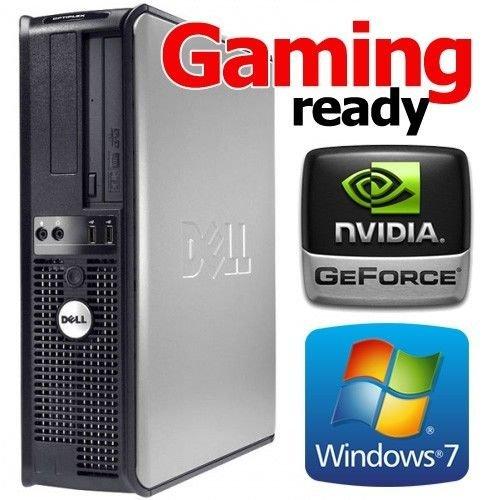 Custom 1GB HDMI NVIDIA Fast Gaming Intel Quad Core PC 8GB RAM 1TB WiFi Windows 7 Desktop Computer + MS OFFICE!