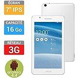 Asus Fonepad 7`` 16Go 3G Blanc (FE171CG-1B038A)