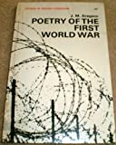 Poetry of the First World War (Study in English Literature) (0713159316) by Gregson, J. M.