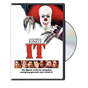 Click to buy Scariest Movies of All Time: Stephen King's It from Amazon!