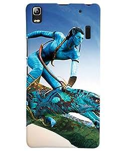 Back Cover for Lenovo K3 Note