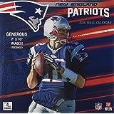 New England Patriots 2016 Calendar
