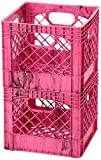 Buddeez Pink Camouflage Crate (Pack of 2)