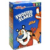 Kellogg's Frosted Flakes Cereal, 23-Ounce Boxes (Pack of 4)