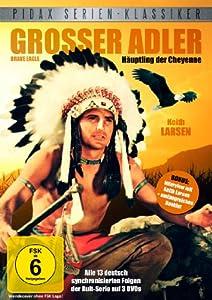 Großer Adler, Häuptling der Cheyenne - Die komplette Serie (Pidax Serien-Klassiker) [3 DVDs]