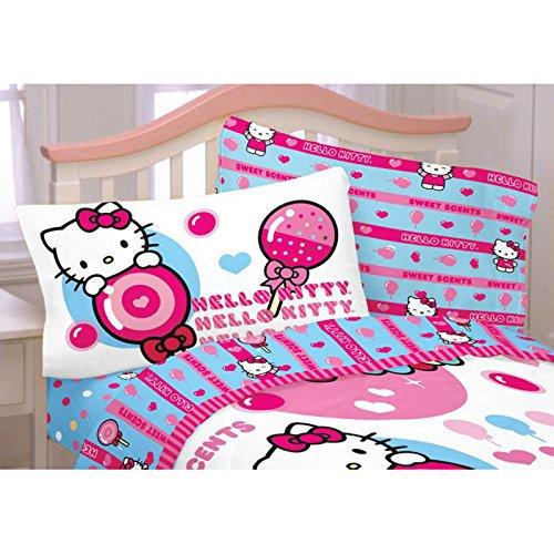 Hello-Kitty-Sweet-Scented-Twin-Sheet-Set