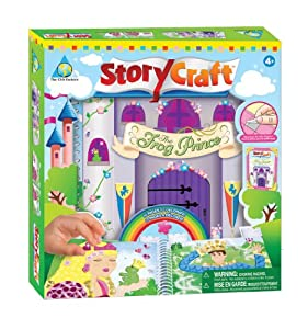 The Orb Factory StoryCraft The Frog Prince