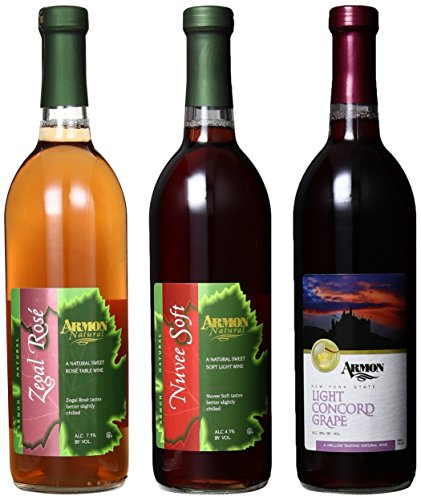 Armon Soft Wines Mixed Pack 3 X 750 Ml