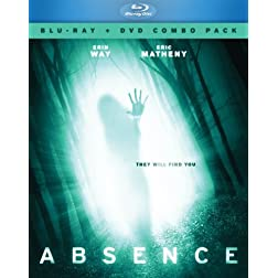 Absence (Blu-ray + DVD Combo Pack)