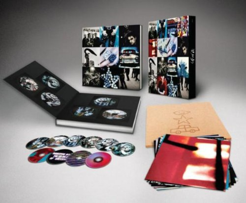 U2 – Achtung Baby (Super Deluxe Edition) (6CD Box Set) (2011) [FLAC]