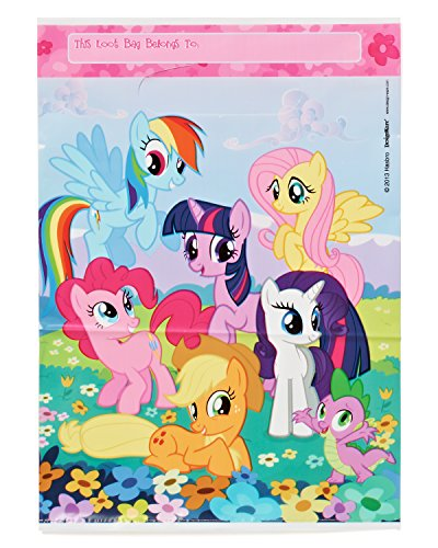 American Greetings My Little Pony Loot Bags