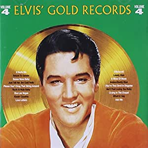 Elvis' Golden Records/Vol 4