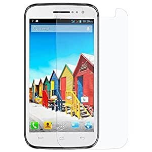 ECellStreet Premium Tempered Glass 0.3mm Toughened Glass Screen Protector For Micromax Bolt Q336 + Free USB Led Light