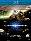 The Universe 7 Wonders of the Solar System 3D Blu-Ray