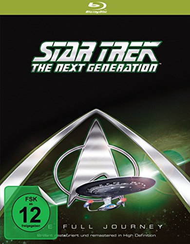 Star Trek DVD - Next Generation/Complete Box [Blu-ray]