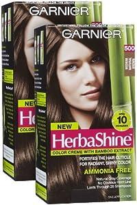 Garnier Herbashine Haircolor 500 Medium Natural Brown