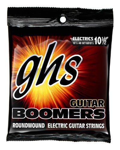Ghs Strings Electric Guitar Boomer Set (10 1/2, Nickel Steel)