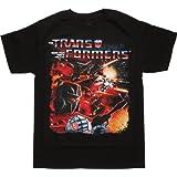 Transformers Space Battle T-Shirt