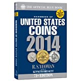 img - for Handbook of United States Coins 2014: The Official Blue Book (Handbook of United States Coins (Paper)) book / textbook / text book
