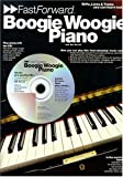 Fast Forward Boogie Woogie Piano Pf Book/Cd