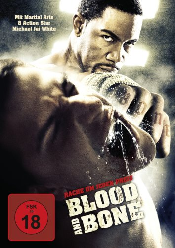 BLOOD AND BONE BLOOD AND BONE [IMPORT ALLEMAND] (IMPORT) (DVD)