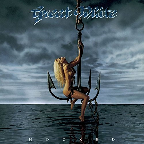 Original album cover of Hooked by GREAT WHITE