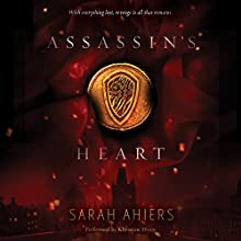 Assassin's Heart Audiobook by Sarah Ahiers Narrated by Khristine Hvam