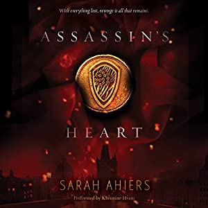 Assassin's Heart Hörbuch