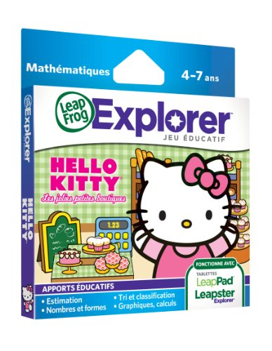 Leapfrog - 83035 - Jeu Educatif Electronique