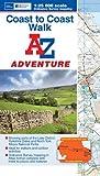 img - for Coast to Coast Adventure Atlas 1:25K A-Z (A-Z Adventure Atlas) book / textbook / text book
