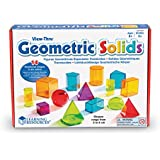 Learning Resources View-Thru Geometric Shapes
