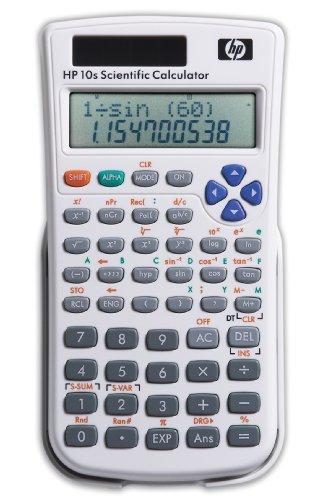 HP HP 10 S Calcolatrice