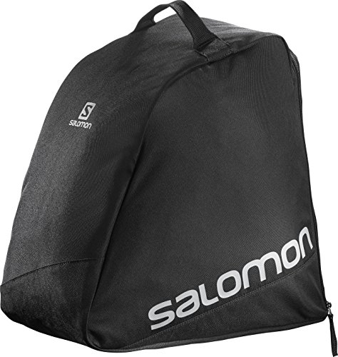 Salomon Original Bootbag Sacchetto per Calzature, 39 cm, Black/Light Onix
