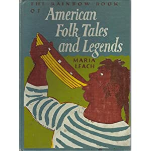 of american folk tales and