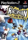 echange, troc Rayman contre les Lapins Crétins - Platinum