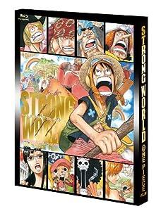ワンピースフィルム ストロングワールド Blu-ray 10th Anniversary LIMITED EDITION 【完全初回限定生産】