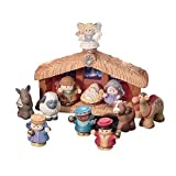 Fisher-Price Little People Nativity Playset