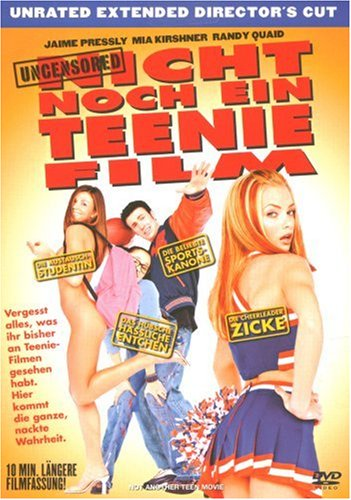 Nicht noch ein Teenie Film (Unrated) [Director's Cut]